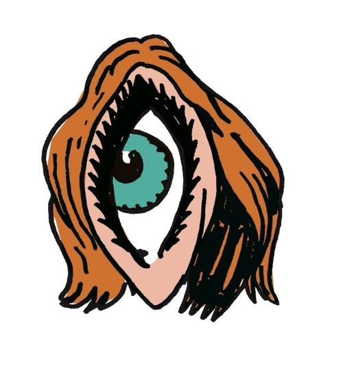 Des femmes qui font des trucs bizarres dans les coins #8