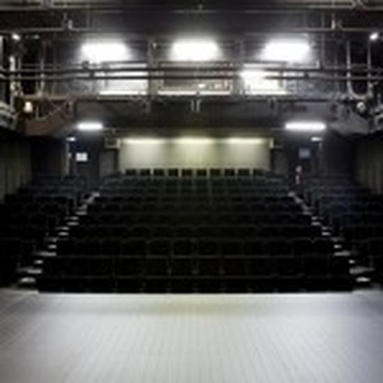 Salle Jean Tardieu / crédit photo : Giovanni Cittadini Cesi
