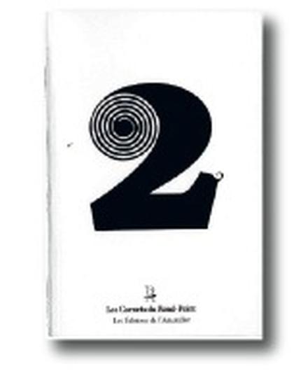 Les Carnets du Rond-Point n°2