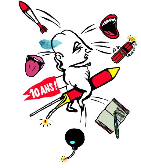 couverture saison 2011-2012 / crédit illustration : Stéphane Trapier