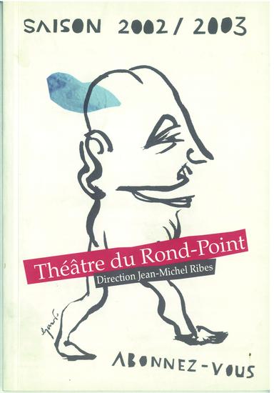 couverture saison 2002-2003 / crédit illustration : Stéphane Trapier