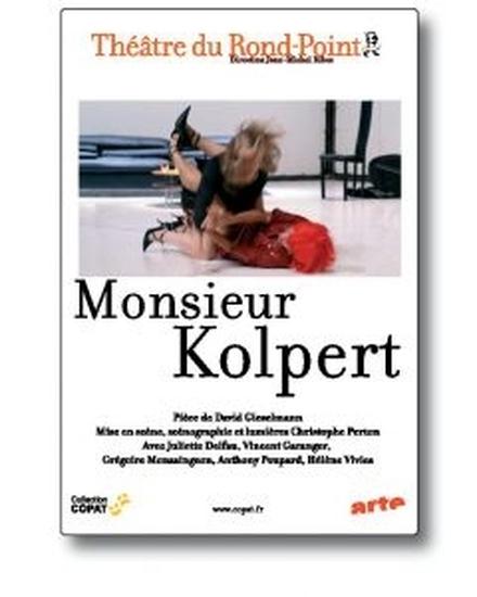 Monsieur Kolpert de David Gieselmann
