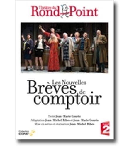 Les Nouvelles Brèves de comptoir / DVD