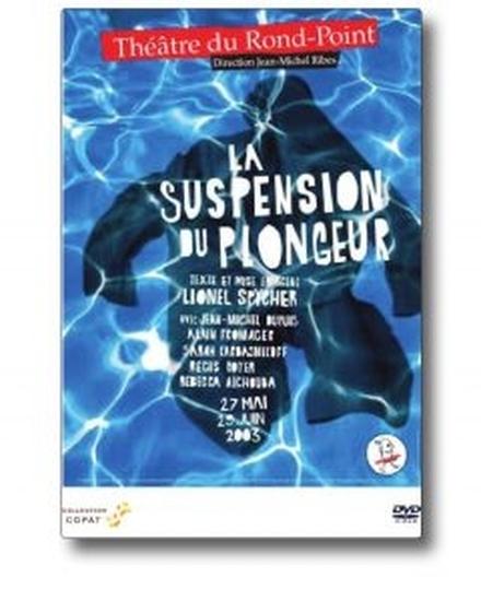 La Suspension du plongeur de Lionel Spycher