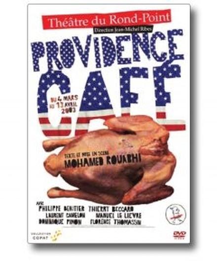 Providence Café de Mohamed Rouabhi