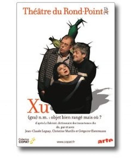 Xu de Christine Murillo, Jean-Claude Leguay, Grégoire OEstermann