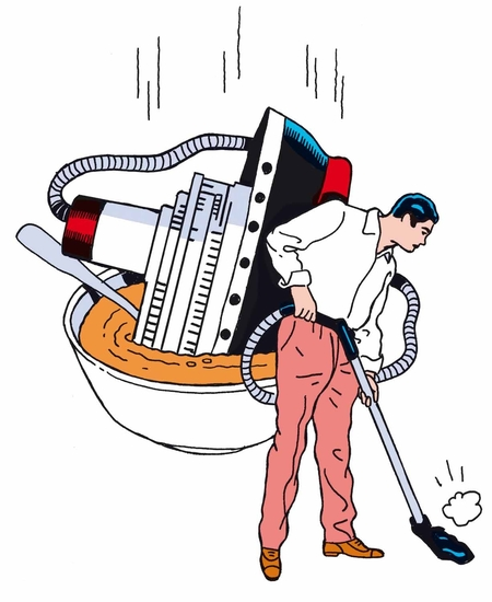 Le Plombier du Titanic